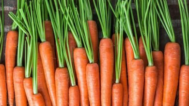 Photo of Carrots reduce risk of breast cancer