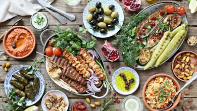 Photo of Mediterranean Diet reduces brain shrinkage.