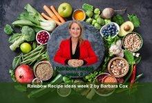 Photo of Rainbow Recipe ideas for week 2