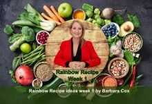 Photo of Rainbow Recipe ideas for week 1