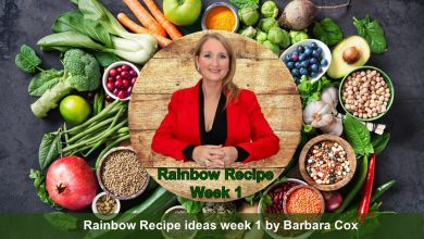 Photo of Rainbow Recipe ideas for week 1