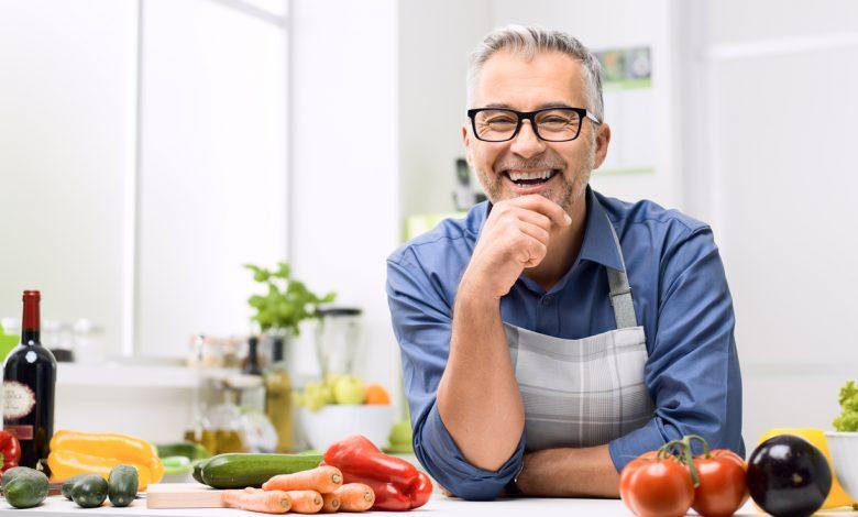 The Rainbow Diet, Mediterranean Diet, MD, Cognitive function, Health, Healthy, Good food, men, The Health Professionals
